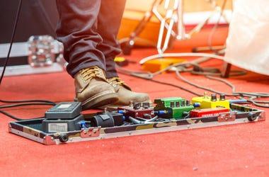 guitar pedals
