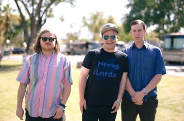 Future Islands at Coachella