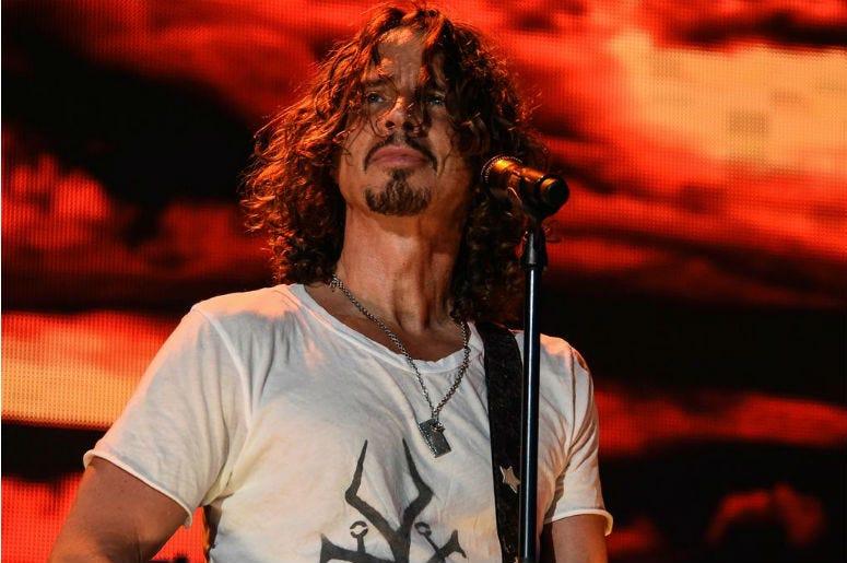 Chris Cornell of Audioslave