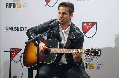 Mark Foster of Foster the People
