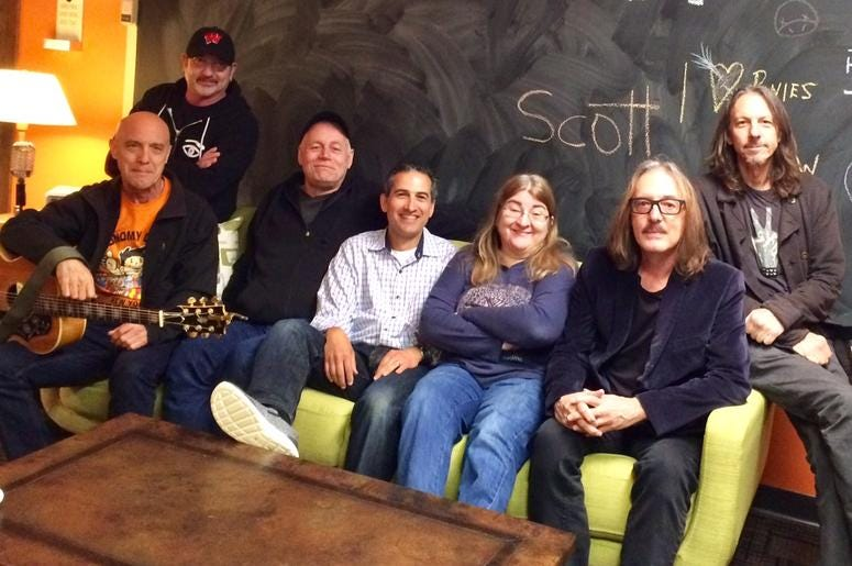 Butch Vig and Friends