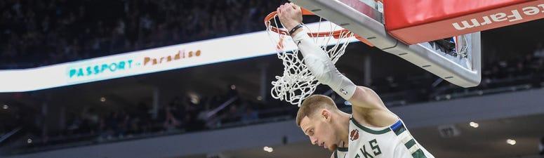 Donte Divincenzo, Milwaukee Bucks