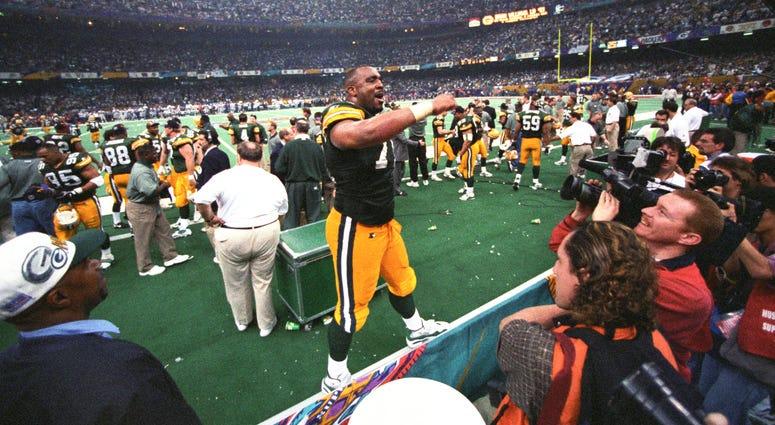 Santana Dotson, Green Bay Packers