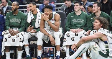 Giannis Antetokoumpo, Milwaukee Bucks