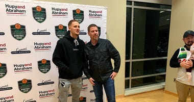 MKE BBall Hour with Dante DiVincenzo