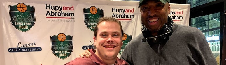 MKE BBall Hour with Vin Baker and Zora Stephenson