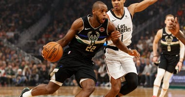 Khris Middleton, Milwaukee Bucks