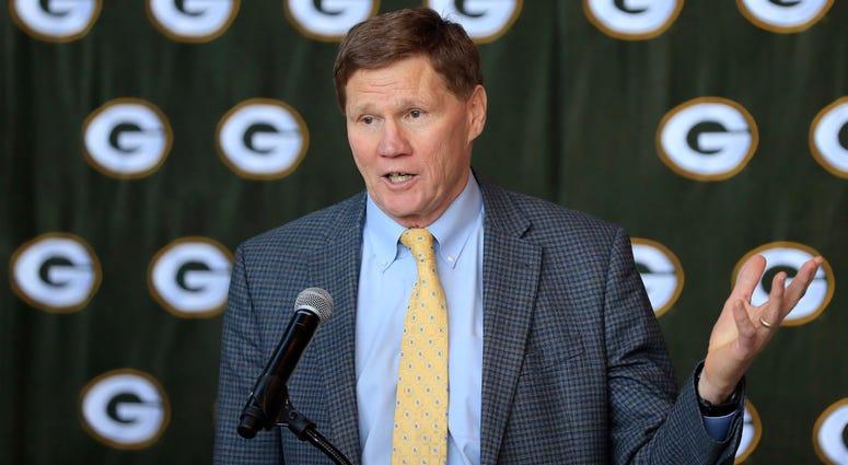 Mark Murphy, Green Bay Packers