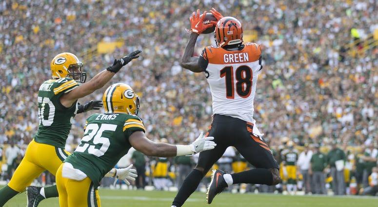 Bengals AJ Green