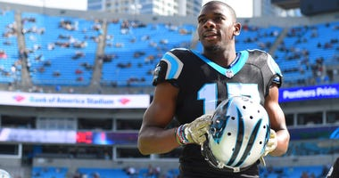 Devin Funchess, Carolina Panthers
