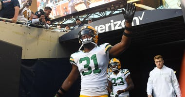 Adrian Amos, Green Bay Packers
