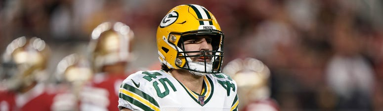 Danny Vitale, Green Bay Packers