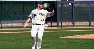 Brandon Woodruff, Milwaukee Brewers
