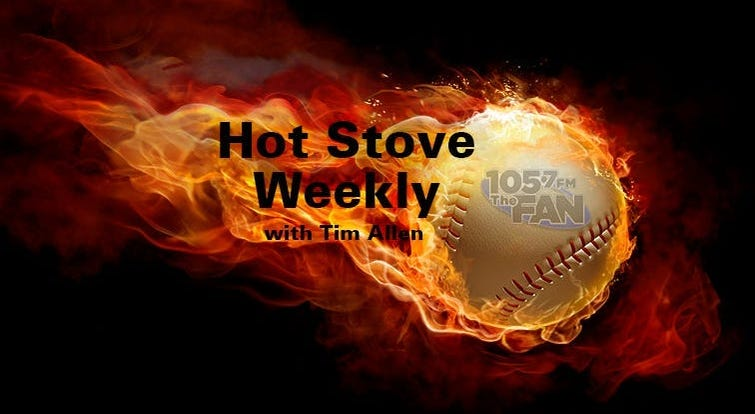 Hot Stove Weekly with Tim Allen