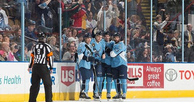 Admirals Keep Playoff Hopes Alive with OT Win over Iowa