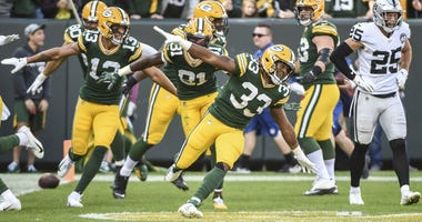 Packers soaring high in 2019
