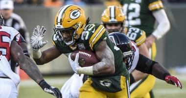 Packers to rely on young Running Backs