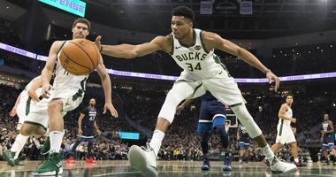 Goldsberry: Giannis more than MVP, he is the best in the world