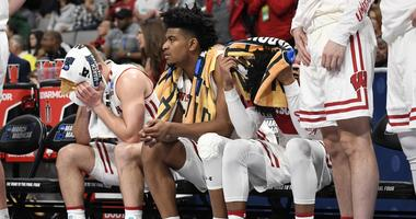 Badgers bounced in the first round