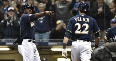 Brewers defeat Cards 8-4