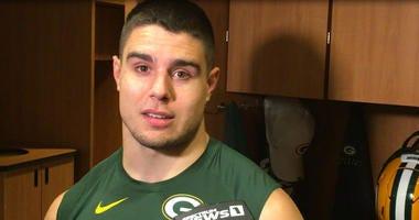 Packers Blake Martinez