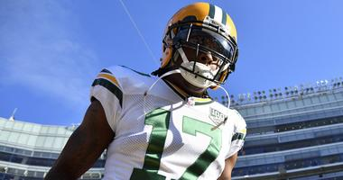 Packers Davante Adams