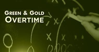 Green & Gold Overtime