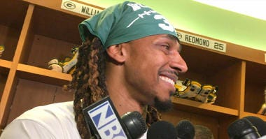 Packers Tramon Williams