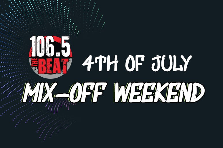 mix off 106.5 the beat