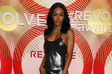 Teyana Taylor attending the 2nd Annual Revolve Awards 2018 held at Palms Resort & Casino Las Vegas on November 9, 2018