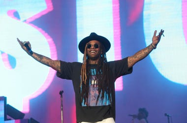 Ty Dolla Sign was a surprise guest with Future on the Coachella Stage during the first weekend of the 2017 Coachella Valley Music and Arts Festival in Indio, California on Saturday April 15, 2017.