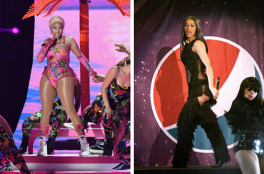 Fans troll Nicki Minaj after she cancels concert by shouting Cardi B's name