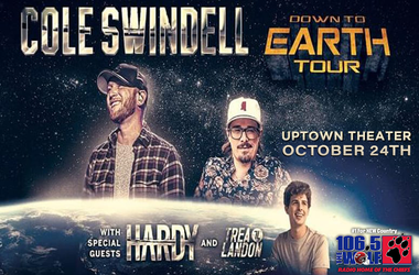 Cole Swindell Update