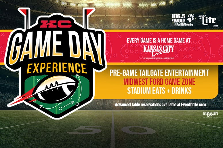 KC Game Day Experience
