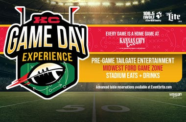 KC GAMEDAY EXPERIENCE