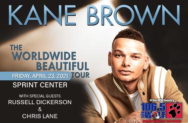 Kane Brown 4/23/21