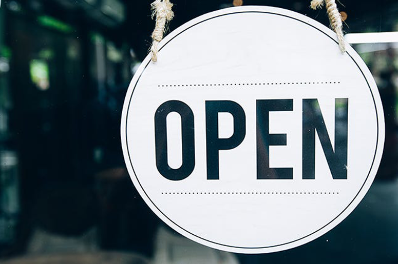 KC Area Restaurants that are open.