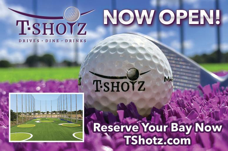T-Shotz Now Open - 10/13
