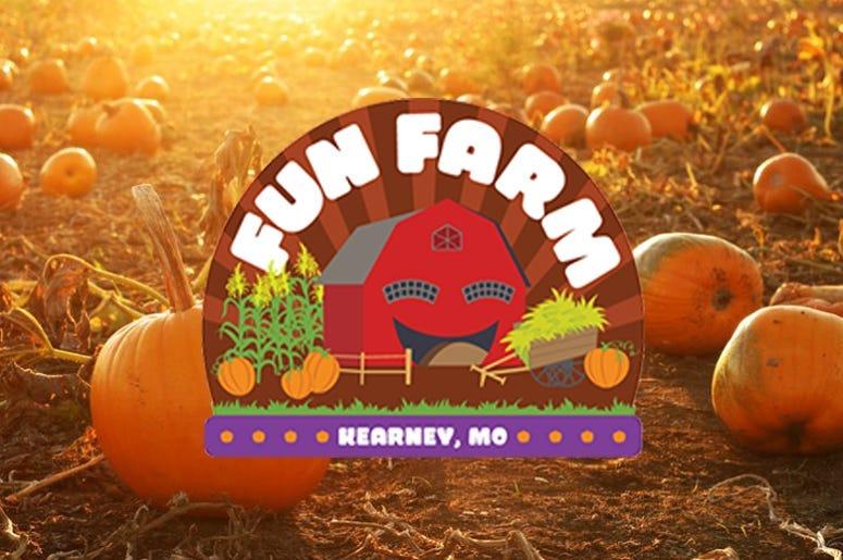 Fun Farm Pumpkin Patch + Corn Maze
