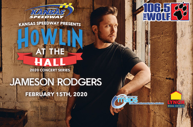 Jameson Rodgers Howlin' at the Hall