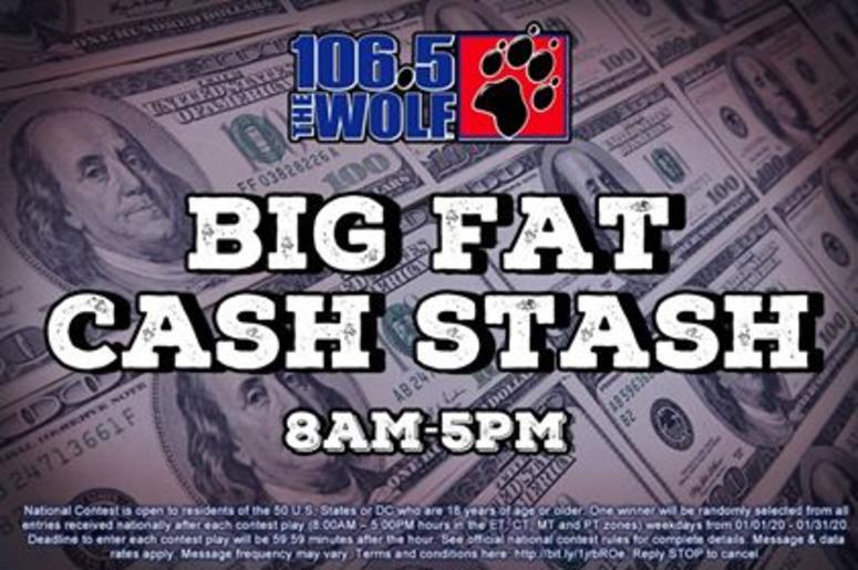 BIG FAT CASH STASH 2020 Q1