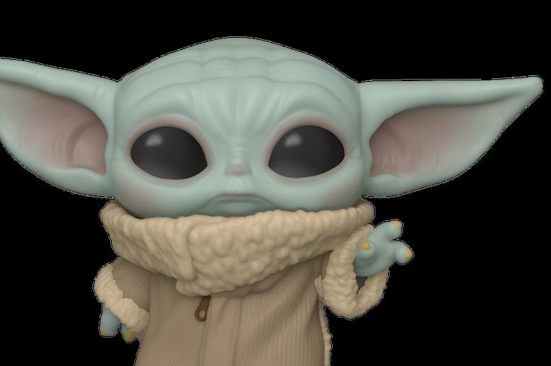 """Baby Yoda"" The Child Funko Pop! Figurine"
