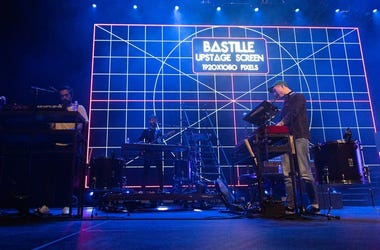 Bastille EndSession at WaMu Theater