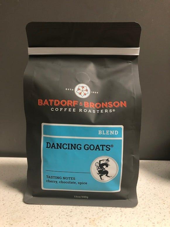 Batdorf & Bronson coffee