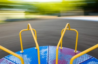 Playground dizziness