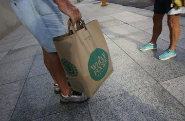 Whole Foods Shopping Bag