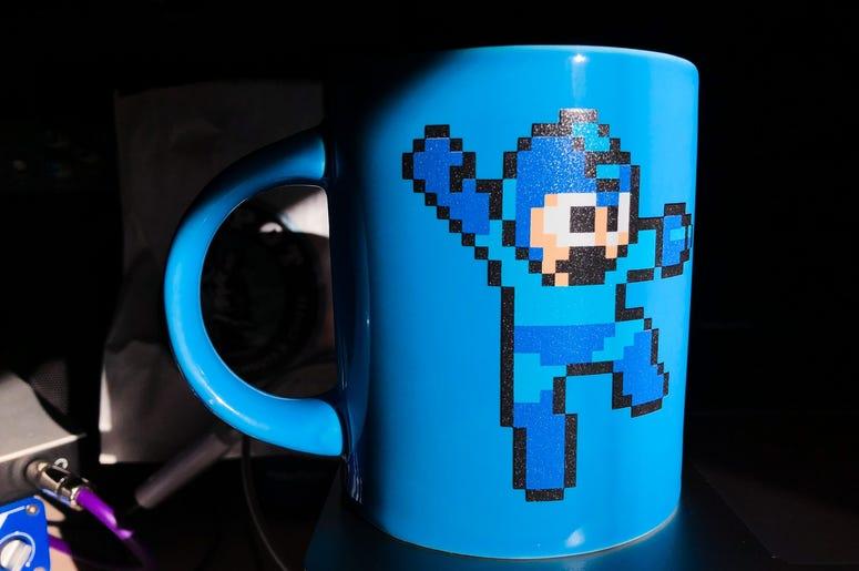 Mega Man mug