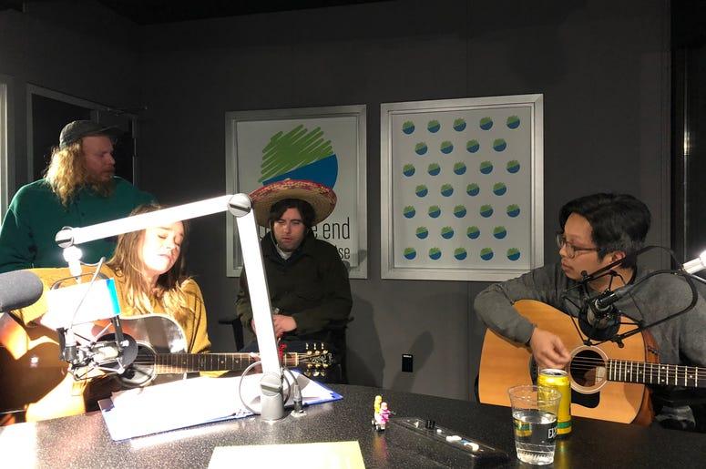 Sarah Feinberg, The Moondoggies, and Tomo Nakayama
