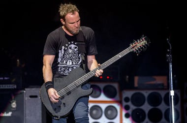 Pearl Jam's Jeff Ament