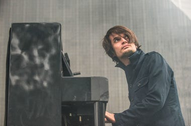 Jonny Greenwood of Radiohead